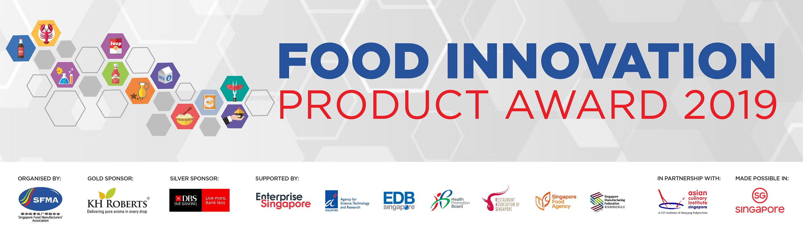 Food Innovation Product Award 2019